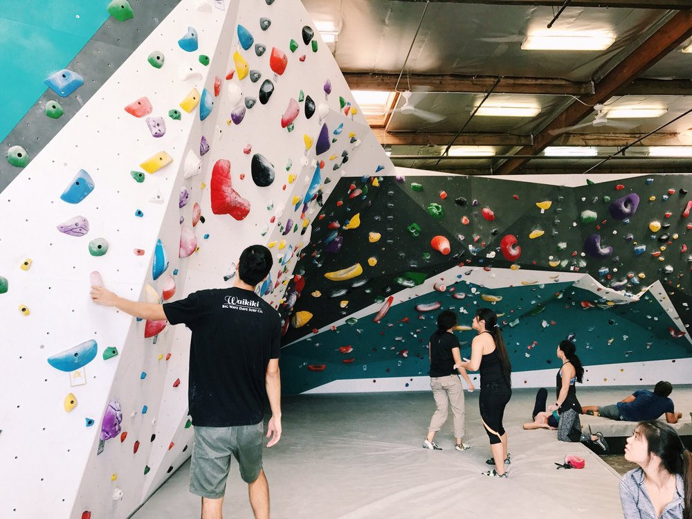 The Arch Project Climbing Center