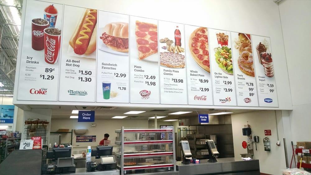 Food Court Menu Yelp