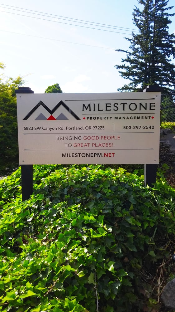 Milestone Property Management Portland Or