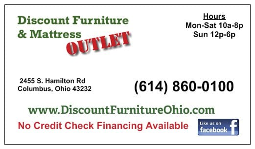 Discount Furniture U0026 Mattress Outlet 2455 S Hamilton Rd Columbus, OH Furniture  Stores   MapQuest