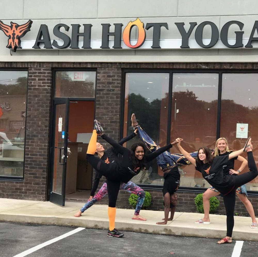 Ash Hot Yoga Babylon: 350 Sunrise Hwy, West Babylon, NY