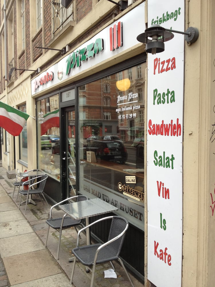 pizzaria frederiksberg