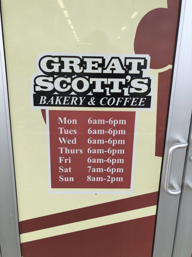 Great Scott's Bakery & Coffee: 5286 Center Rd, Brunswick, OH