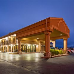 Photo Of Best Western Coachlight Rolla Mo United States