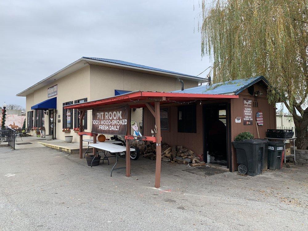 Bluegrass BBQ: 5326 S Main St, Cowpens, SC