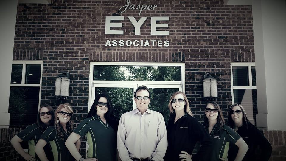 Jasper Eye Associates