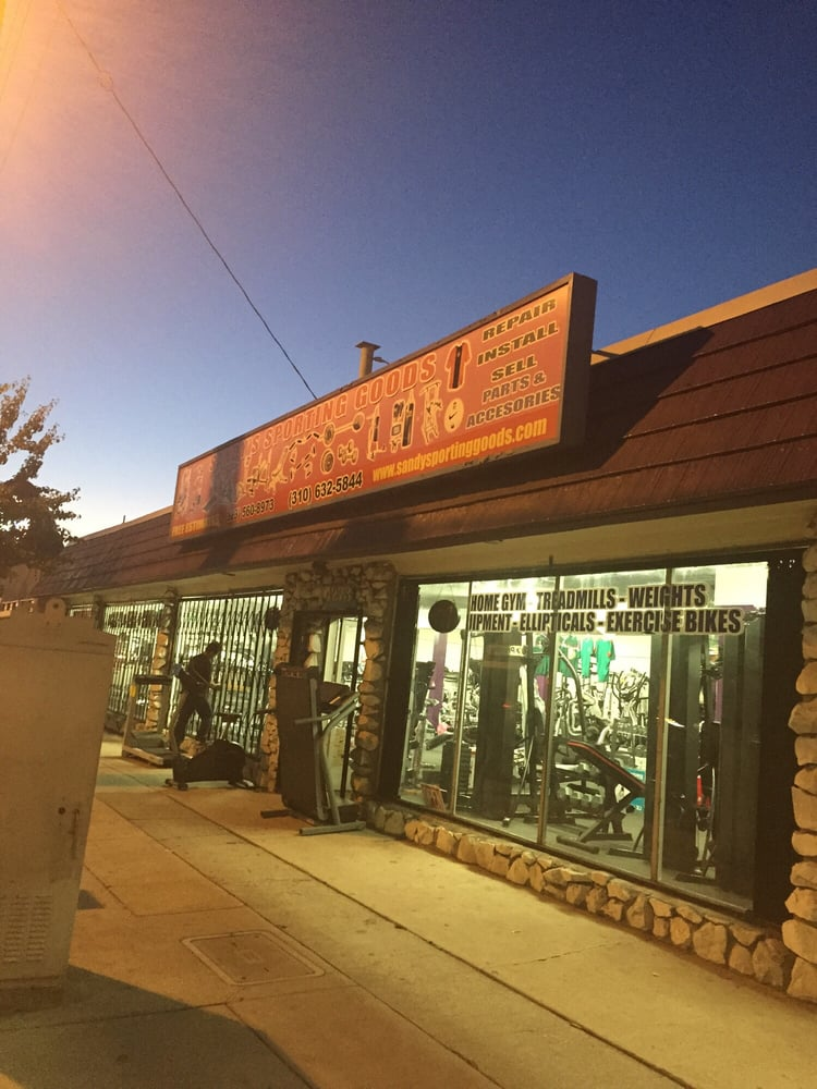 Sandy's Sporting Goods: 4273 Florence Ave, Bell, CA