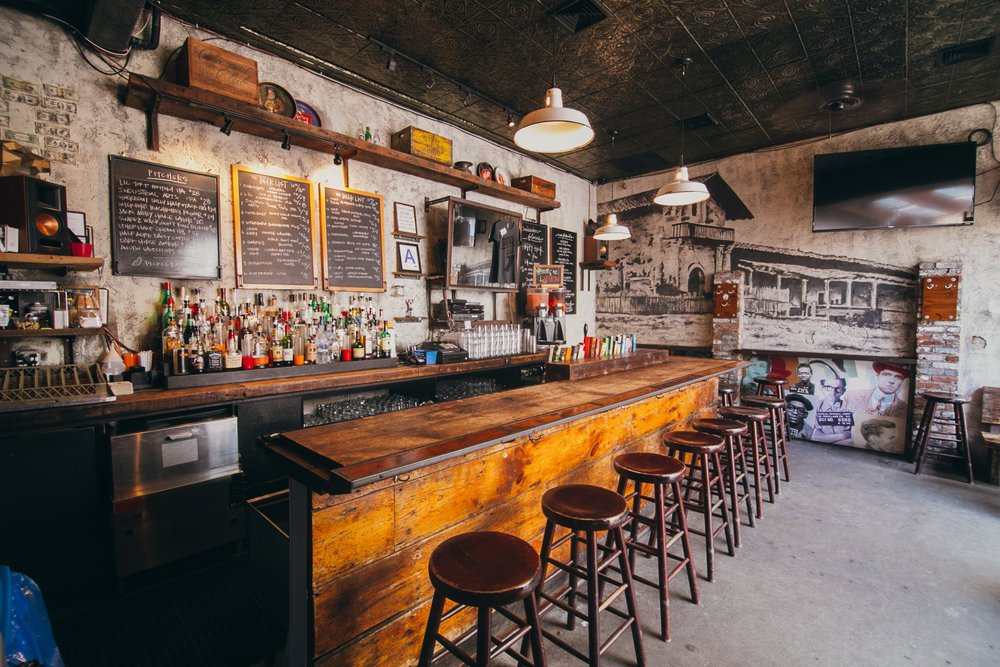 Mission Dolores Bar: 249 4th Ave, Brooklyn, NY