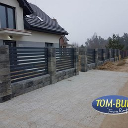 Ogromnie Tom-Bud - 14 Photos - Fences & Gates - ul. Mieczysława Karłowicza OW04