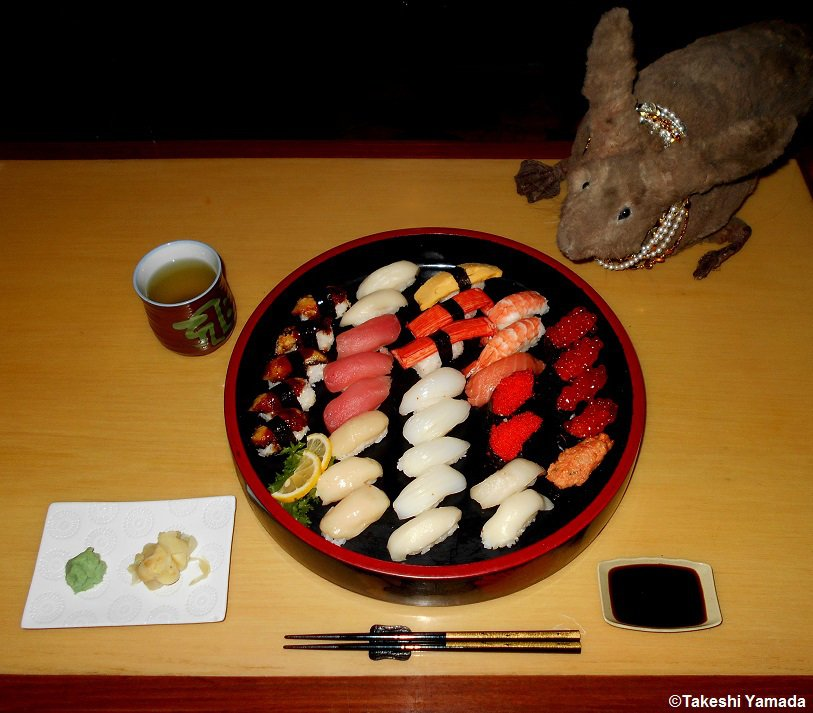 Mika japanese cuisine dr takeshi yamada and seara sea rabbit november 26 2017 buffet - Mika japanese cuisine bar ...