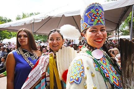 SWAIA Indian Market: Santa Fe, NM