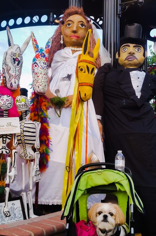 Casa Tina's Dia de Los Muertos Fashion Show & Fiesta: 401-439 Virginia L N St, Dunedin, FL