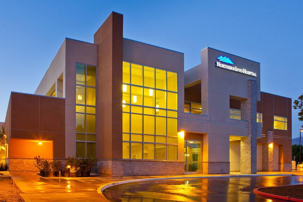 Northern Inyo Hospital: 150 Pioneer Ln, Bishop, CA