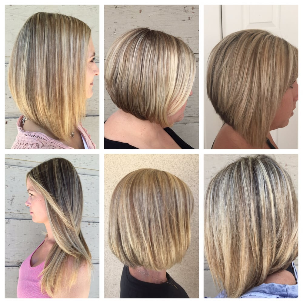 Heavy blonde highlights with lowlights yelp photo of the colour parlor wildomar ca united states heavy blonde highlights pmusecretfo Image collections