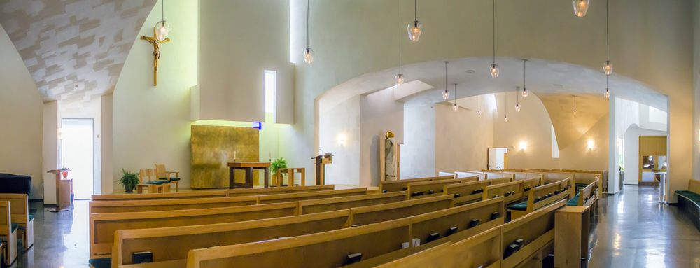 The Chapel of St. Ignatius: 901 12th Ave, Seattle, WA