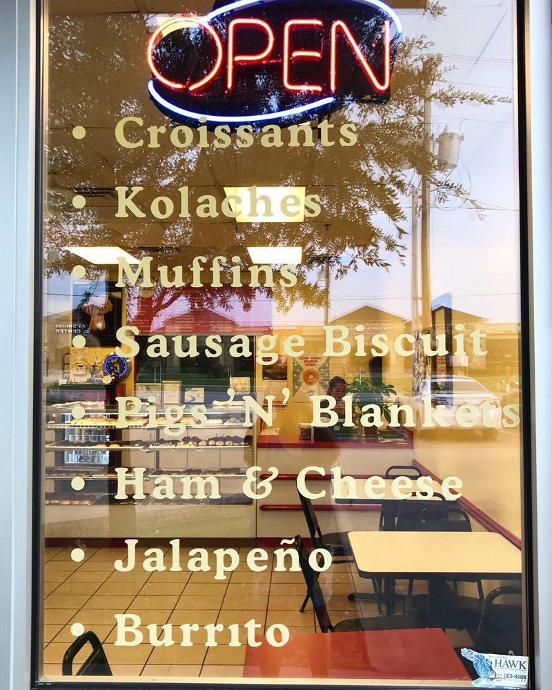 PT Donuts: 810 W White St, Anna, TX