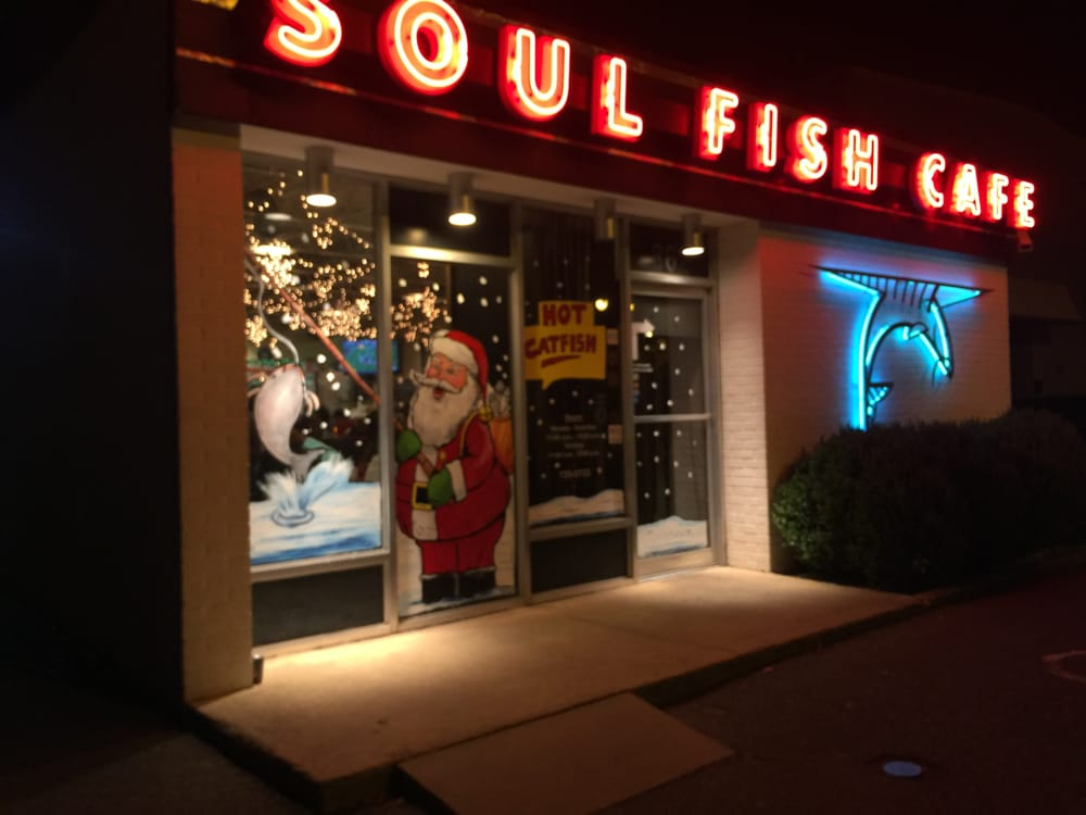 December 6 2015 soul fish cafe before 2016 expansion for Soul fish memphis