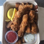 Photo of Hapuku Fish Shop - Oakland, CA, United States. Fish and chips