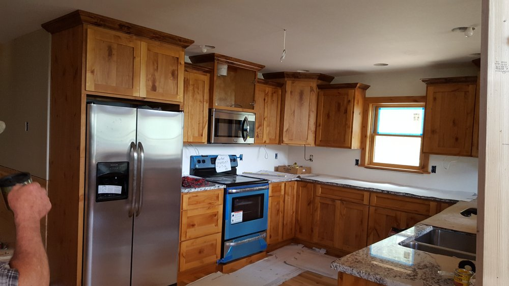 Moser Cabinets: 491 Old Hwy 2 E, Martin City, MT