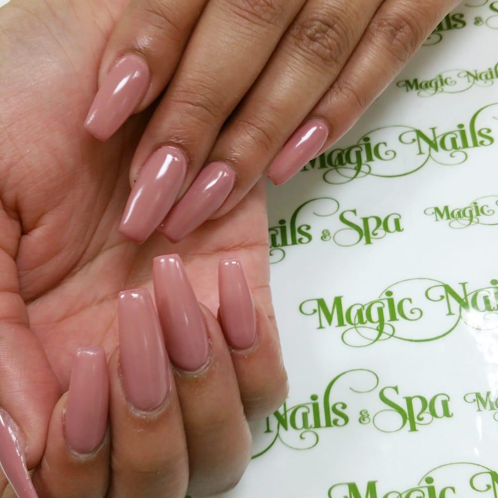 Photos For Magic Nails & Spa