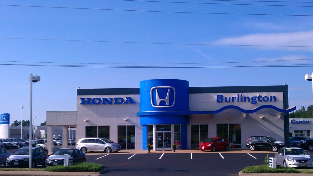 Flow honda of burlington 14 reviews dealerships 2920 for Honda dealership burlington nc