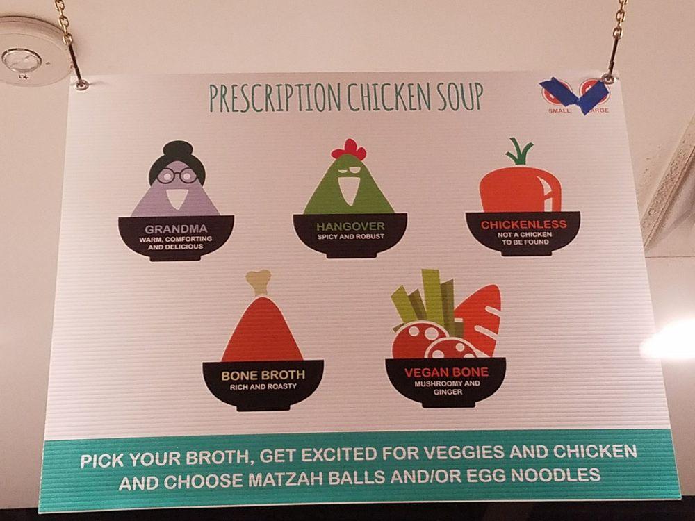 Prescription Chicken - 520 Park Ave, Mount Vernon, Baltimore