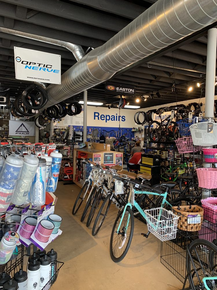Smitty's Cyclery: 6000 Wooster Pike, Cincinnati, OH