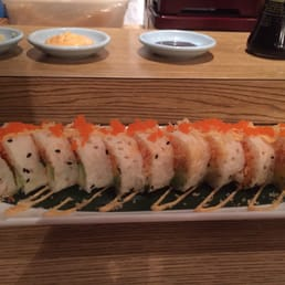 Mt. Fuji Restaurants - Hasbrouck Heights, NJ, United States. Sesame soy paper rolls now at Mt Fuji ! Leo is the best sushi chef