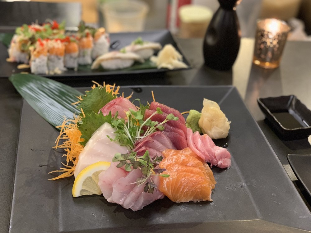 Food from Kawaii Tori Sushi