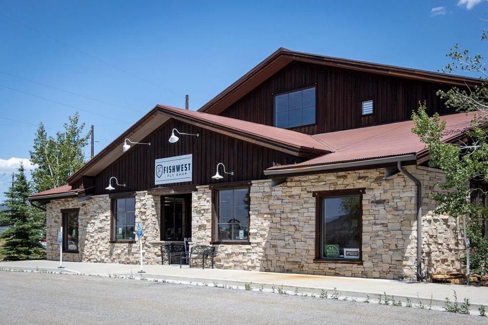 Fishwest Fly Shop: 138 West 280 S, Kamas, UT