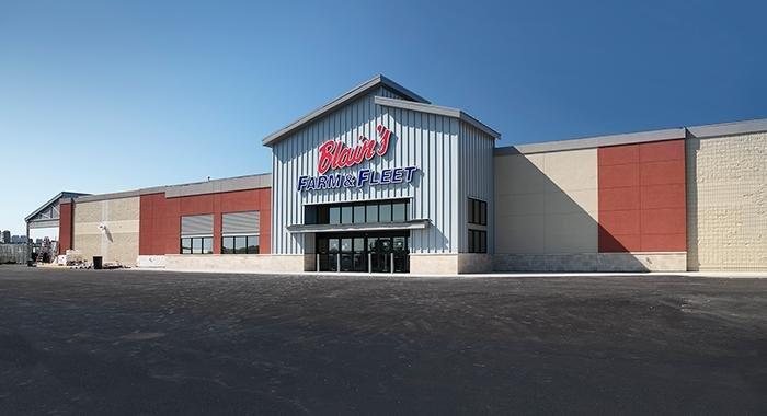 Blain's Farm & Fleet - Jackson, Michigan: 3555 O'neill Dr, Jackson, MI