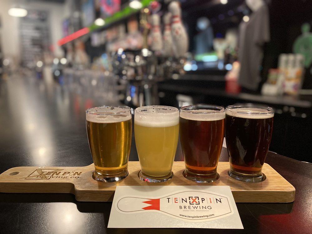 Ten Pin Brewing: 1165 N Stratford Rd, Moses Lake, WA