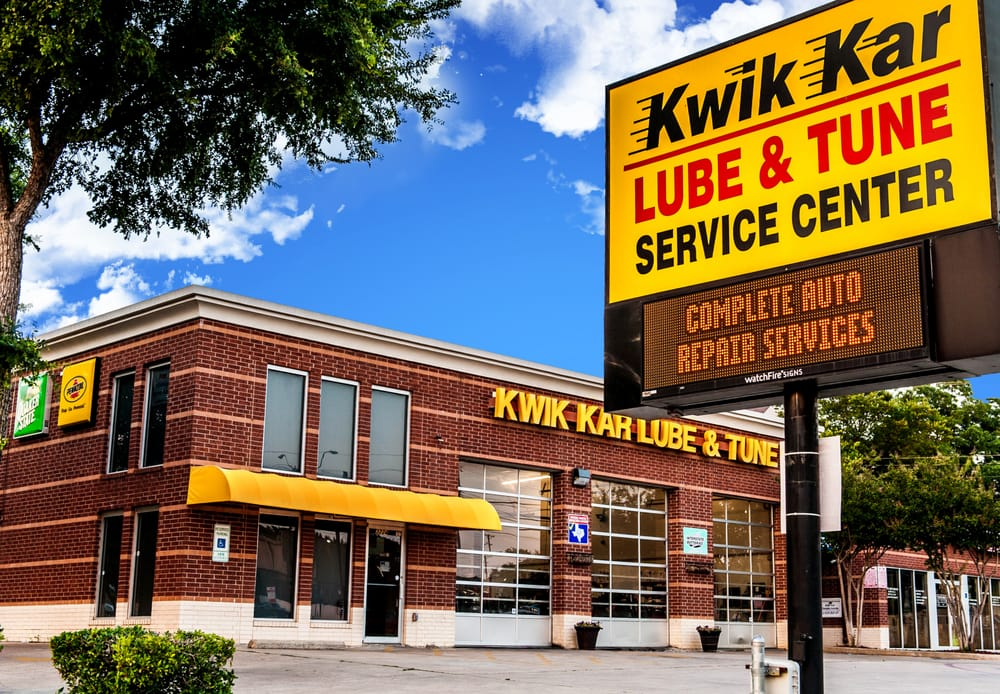 Kwik Kar - Uptown Dallas