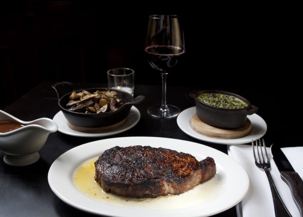 Amber steak house 218 photos 242 reviews steakhouses for Amber cuisine elderslie number