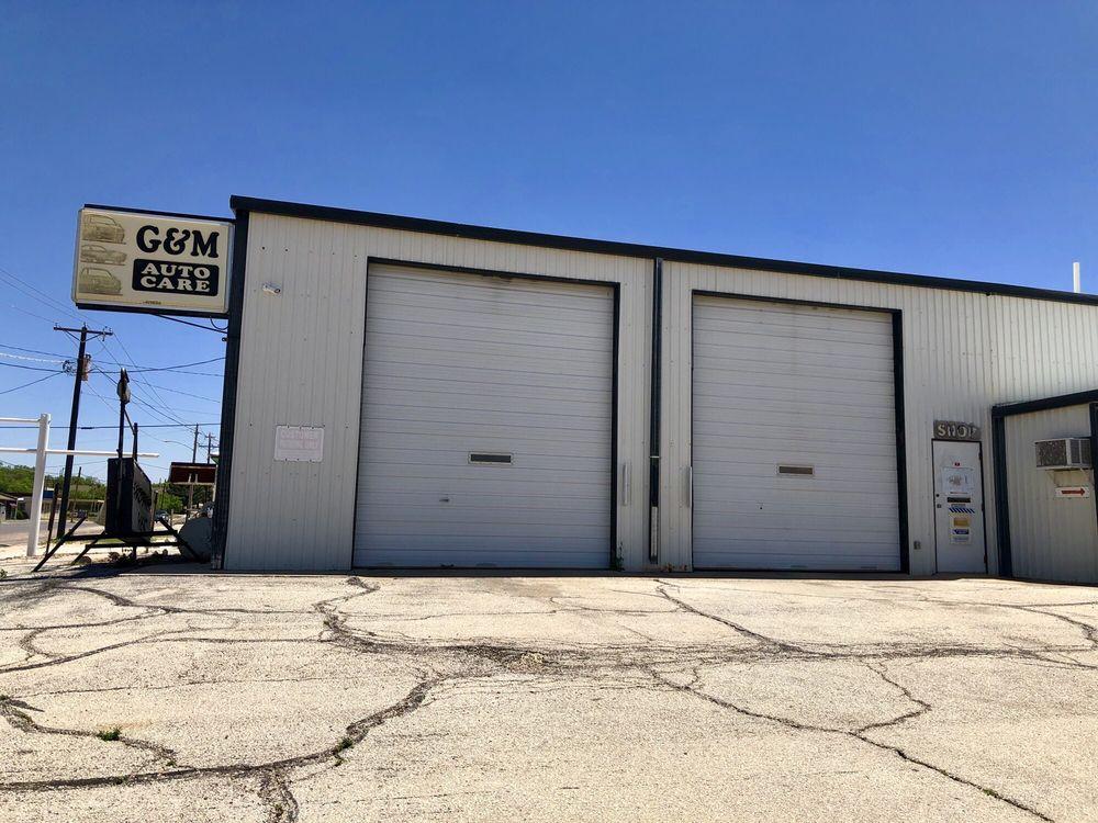 G & M Auto Care: 900 E 3rd St, Big Spring, TX