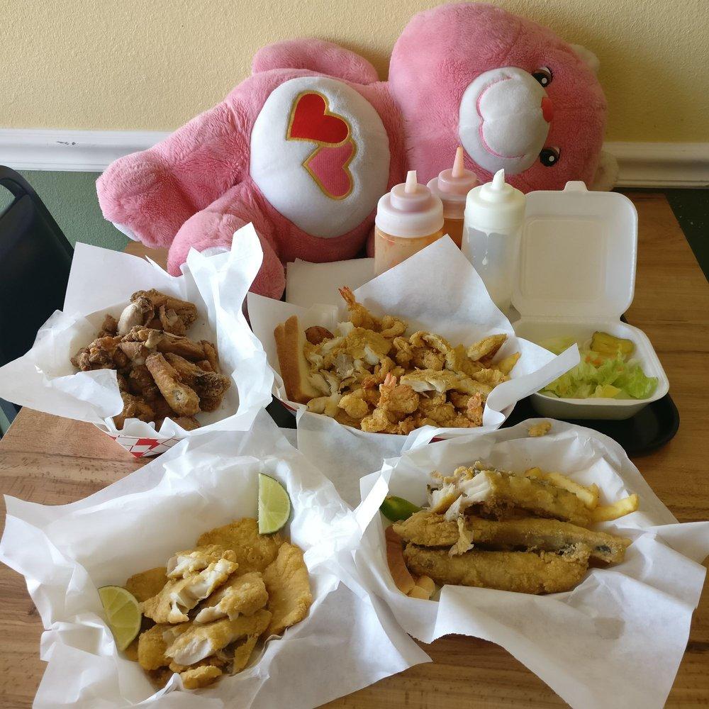 Fishland Fish Market: 4941 Walzem Rd, San Antonio, TX