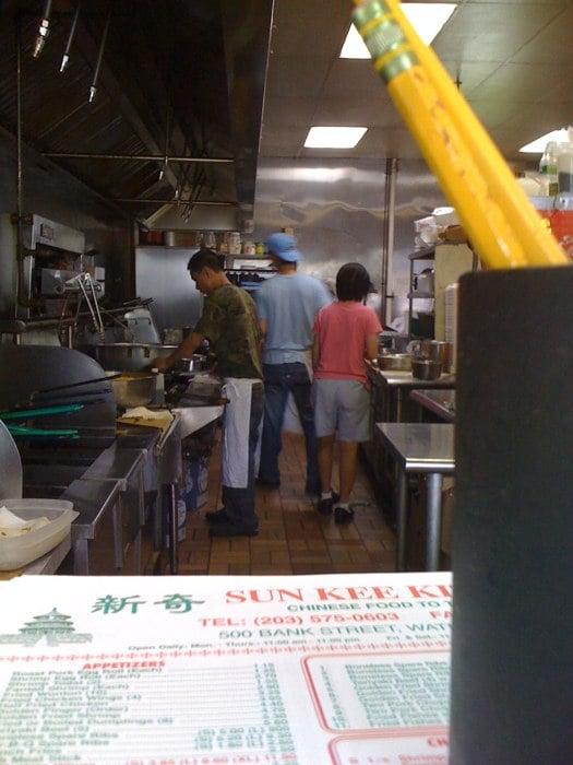 Sun Kee Kitchen Menu