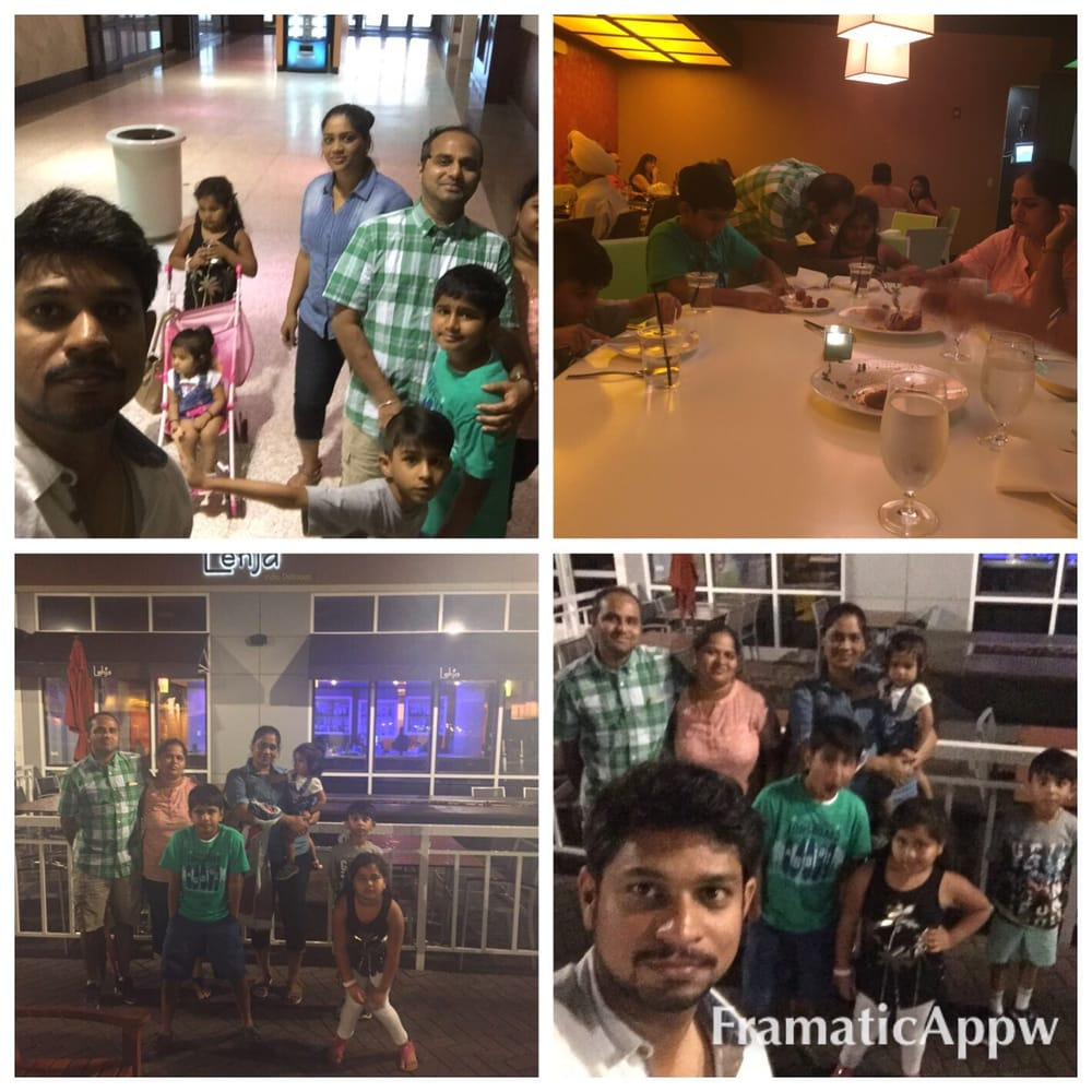 Srinivas Karra Birthday Dinner