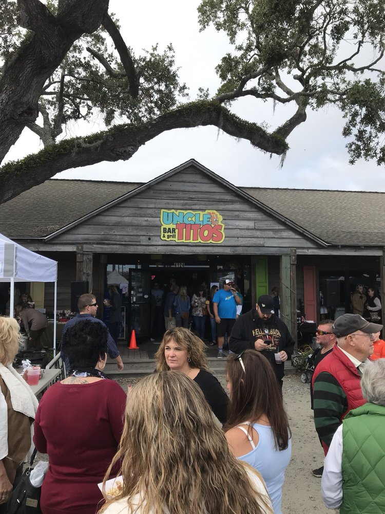 Uncle Tito's: 4124 US-17-BR, Murrells Inlet, SC