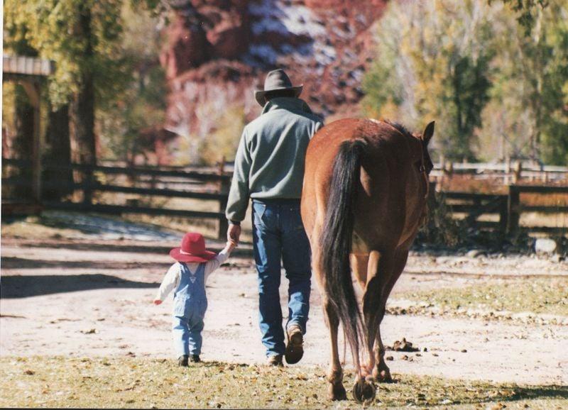 Lazy L & B Ranch: 1072 E Fork Rd, Dubois, WY