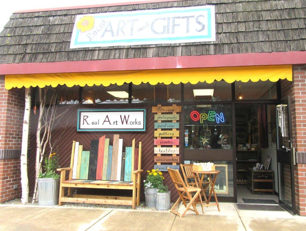 Real Art Works: 600 E Missoula Ave, Troy, MT