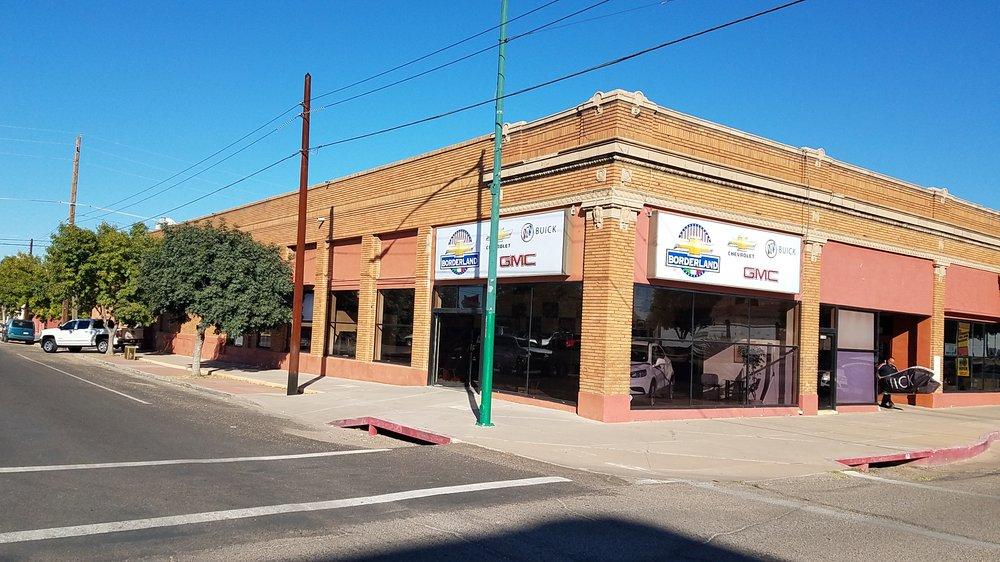 Borderland Chevrolet Buick GMC: 1200 N G Ave, Douglas, AZ