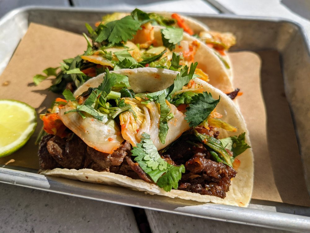 Food from bartaco - Chapel Hill