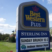 The Staff Photo Of Plus Sterling Inn Heights Mi United States Best Western