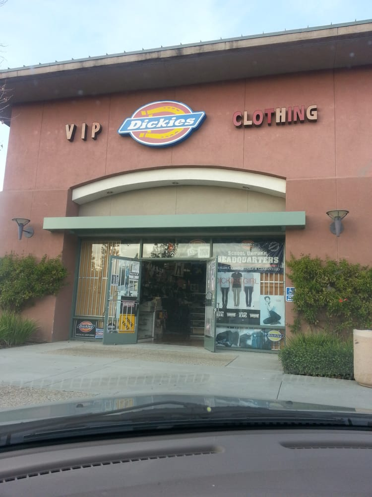 Dickies clothing store locations