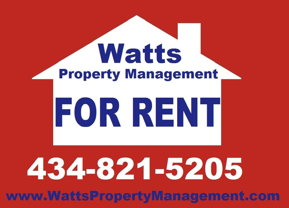 Watts Property Management: 372 Village Hwy, Rustburg, VA