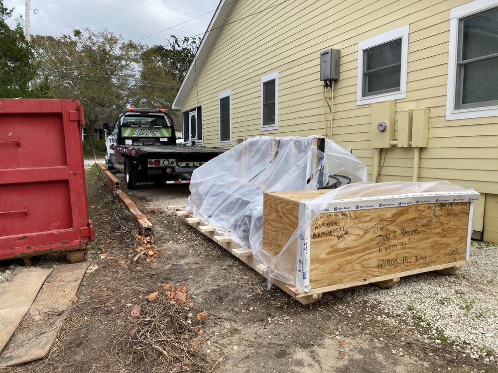 Towing business in Robertsdale, AL