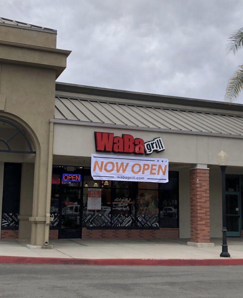 Waba Grill: 620 W Ventura St, Fillmore, CA