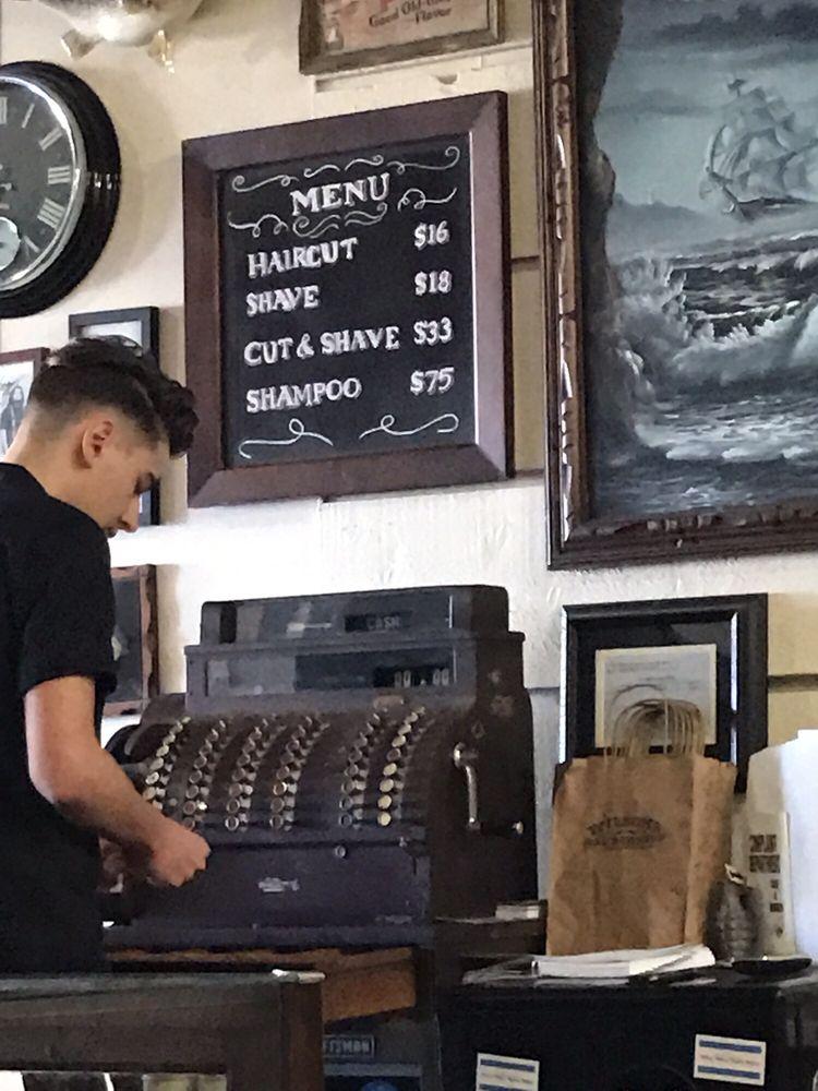 Wilson's Barbershop & Shave Parlor: 818 Lincolnway, La Porte, IN