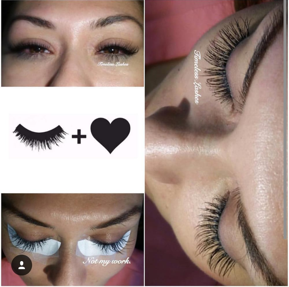 Timeless Lashes Make An Appointment 189 Photos 85 Reviews